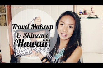 Travel Makeup & Skincare (Hawaii) | shannonleiMUA