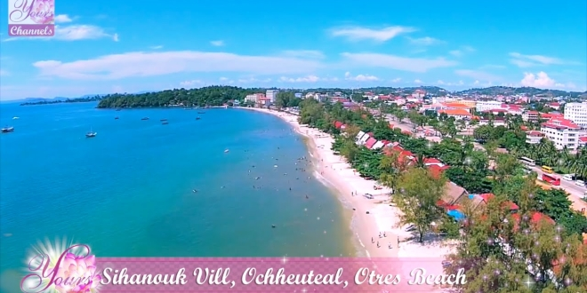 Asian Travel – Sihanouk Ville | Ochheuteal Beach | Otres Beach | Sunset – Cambodia – Part 8