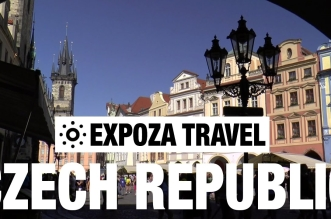 Czech Republic (Europe) Vacation Travel Video Guide